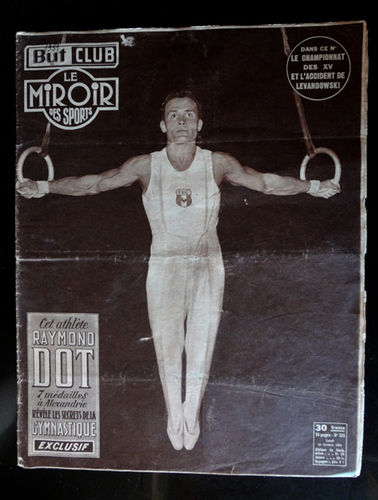 Revista Le miroir des sports núm. 321