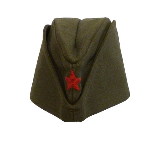 Yugoslavian Army barracks cap (1983)