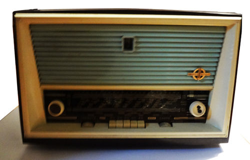 Ràdio Ducretet Thomson L934. Any 1959