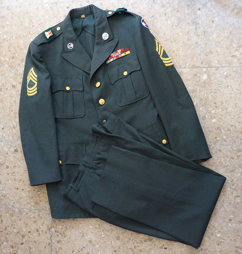 Uniforme de la US Army