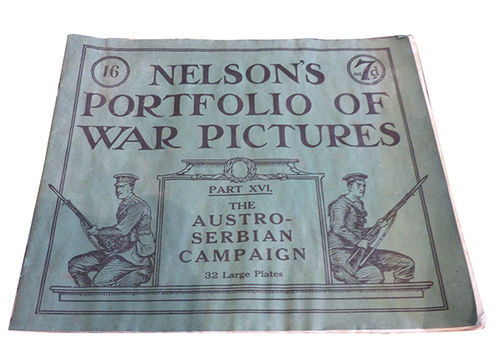 Nelson's portfolio of war pictures vol. 16