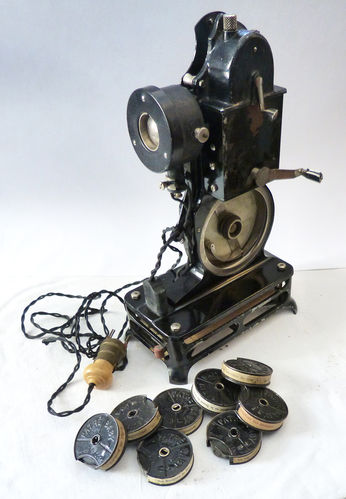 Pathé Baby 3 projector