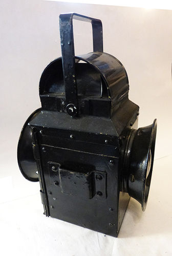 Lantern railroad lamp