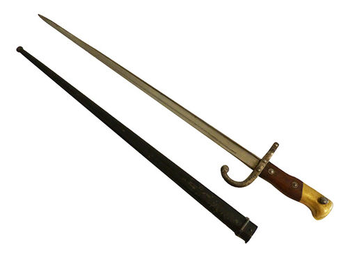 Bayonet Gras model 1874 (France, 1879)