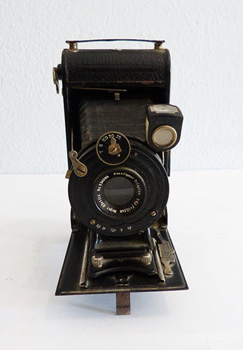 Folding camera Meyer Gorlitz
