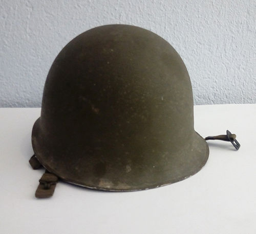French helmet M51