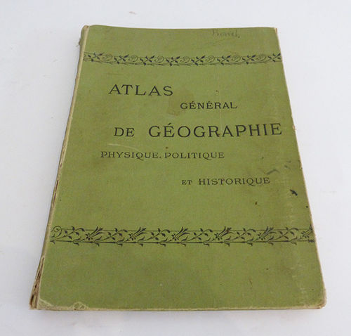 Geographical and historical atlas of 1906