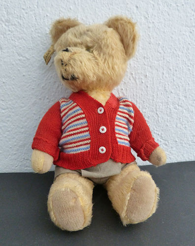 Austrian teddy bear of the 50s