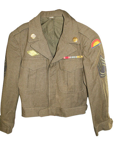 Jaqueta d'uniforme USA WWII Model M43