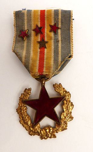 Medal of the wounded (France)
