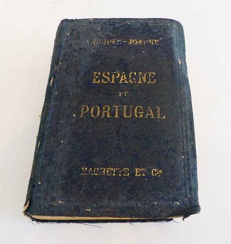 1906 Spain and Portugal travel guide