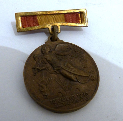 Medal of the Spanish Civil War 1936-1939