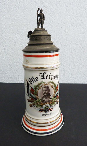 Beer mug of the Second Reich